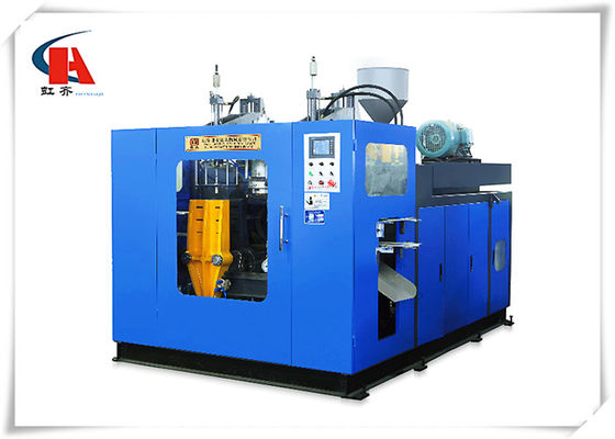 China Small HDPE Extrusion Blow Molding Machine Fast Production Rates 43KW Power supplier
