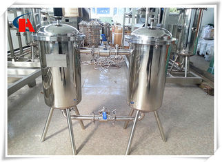 China Beverage Water Purification Systems Two Regeneration With Stainless Steel Tank supplier