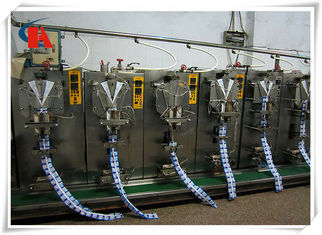 China Pasteurized Milk Production Line Semi Automatic Adopting UHT Processing Method supplier