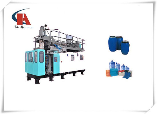 China 1 Liter Extrusion Blow Molding Machine Touch Screen Control Small Space Occupation supplier