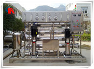 3 Stages Pretreatment Reverse Osmosis Water Treatment System For Pharmaceutical