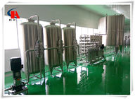 Ultra Pure Industrial Water Treatment Systems Simple Operation Ro System