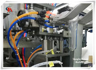 China Plc Controlled Pet Bottle Blow Molding Machine 500 - 600bph Output 1 Year Warranty company