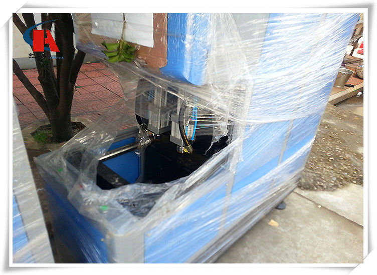 Juice / Oil Stretch 2 Cavity PET Blowing Machine Safety