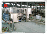 Automatic Water Production Line Exact Liquid Level Filling Capping And Labeling Machine